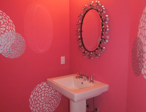 PELICAN BAY – Powder Room Before & After